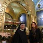 Alessandra Paoloni: una laica nella comunità del Monastero Santa Rita da Cascia