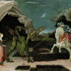 14 aprile 2021. Primo giorno della Novena a San Giorgio per sconfiggere il drago infernale
