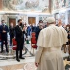 Il papa all'Azione Cattolica: missionaria, sinodale e laica