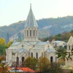 """L'Armenia deplora i cosiddetti """"lavori di restauro"""" alla cattedrale Ghazanchetsots di Sushi nell'Artsakh occupato dall'Azerbajgian"""