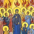 Pentecoste: dallo Spirito Santo nasce la Chiesa