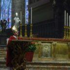 Mons. Delpini: l'Eucarestia stabilisce l'alleanza
