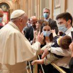Papa Francesco ai diaconi: la Chiesa è diaconale