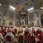 Papa Francesco: testimoniare la Chiesa liberata da Gesù