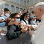 Papa Francesco: in Gesù c'è la salvezza