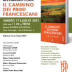 A Terni si presenta la guida 'Il cammino dei primi francescani, in tasca'