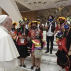 Papa Francesco: la fede è Alleanza con Dio