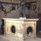 Il priore p. Pedicino racconta il perdono di San Nicola da Tolentino