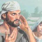 XXIII domenica: 'Effatà, apriti !' Gesù  e il sordomuto