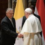 Cosa si sono detti Orbán e Francesco nella Sala Romanesca a Budapest?