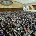 No Green Pass per l'Udienza generale del mercoledì con il Papa nell'Aula Paolo VI